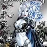 Lady Death: Dragon Wars #1 Metal Edition