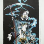 Jensen Original (Hughes) –cover from Lady Death: Crucible #6