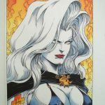 Jensen Original (Hughes) –cover from Lady Death: The Reckoning (Revised)