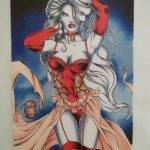 Jensen Original (Tucci) – page from Lady Death: Swimsuit #1