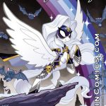 Lady Death #1 – Pony Death Black Rainbow Edition