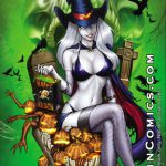 Lady Death: Hallowicked – 11 * 17 Print